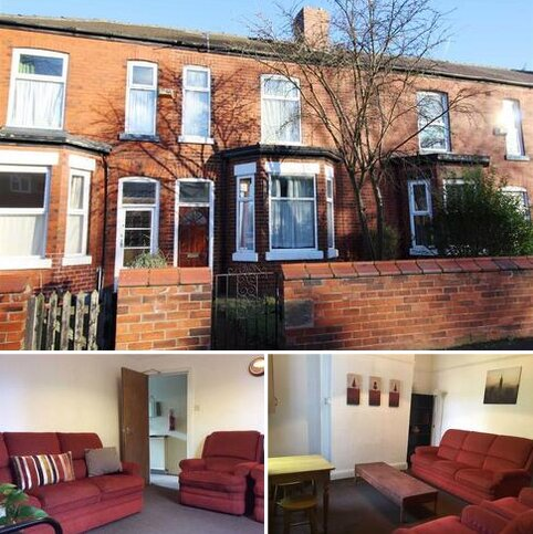 3 bedroom house share to rent - Yew Tree Road, Withington, Manchester