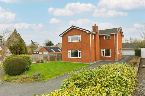 4 bedroom detached house for sale - Croeswylan Lane, Oswestry, SY10