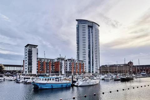 1 bedroom flat for sale - Meridian Wharf, Trawler Road, Marina, Swansea