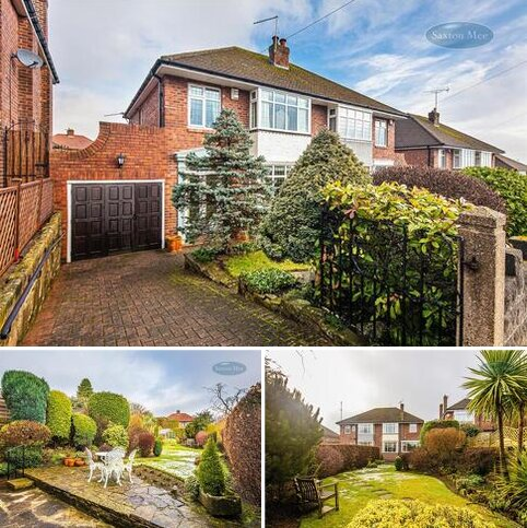 3 bedroom semi-detached house for sale - Mowson Crescent, Worrall, Sheffield