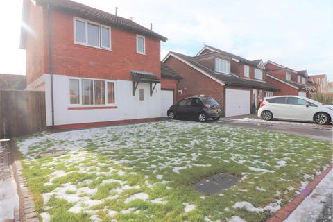 3 bedroom detached house for sale - Falcon Court, Ashington