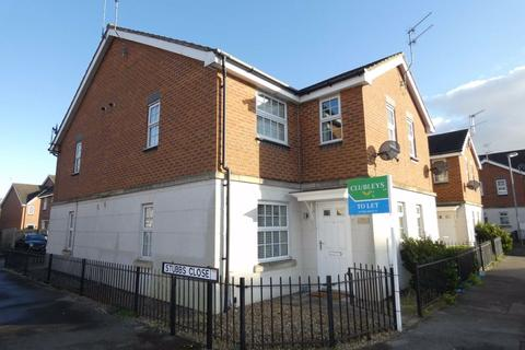 2 bedroom end of terrace house to rent - Millias Close, Brough