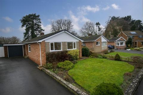 3 bedroom detached bungalow for sale - Croeswylan Crescent, Oswestry