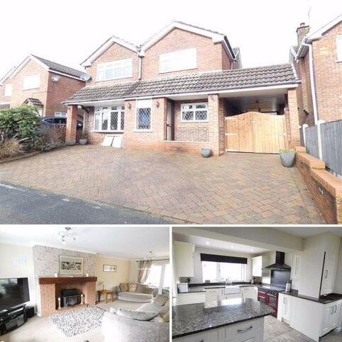 4 bedroom detached house for sale - 4, Tuscan Close, Cheadle